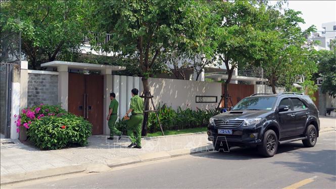 Khám nhà nguyên Phó Chủ tịch UBND thành phố Đà Nẵng Nguyễn Ngọc Tuấn