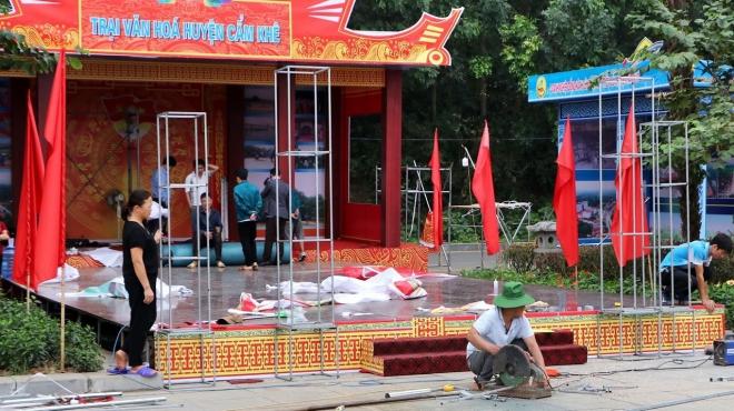 Phú Thọ đã sẵn sàng đón khách tham dự Giỗ tổ Hùng Vương - Lễ hội Đền Hùng 2019