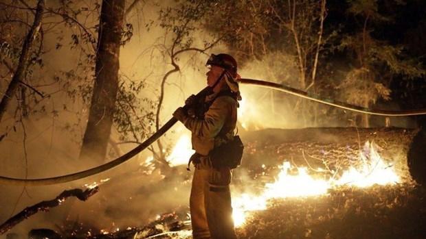 Mỹ công bố nguyên nhân gây vụ cháy rừng kinh hoàng làm 85 người chết