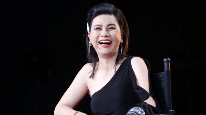 Cát Phượng: 'Tôi thích đàn ông thẳng tính như Kiều Minh Tuấn'