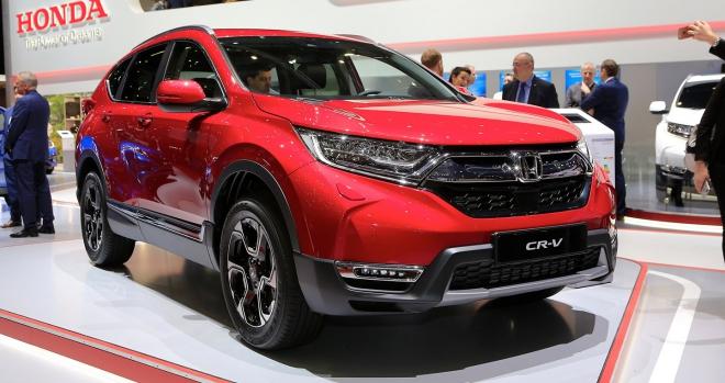 Nghi dính lỗi phanh, Honda CR-V vẫn tăng doanh số gấp đôi