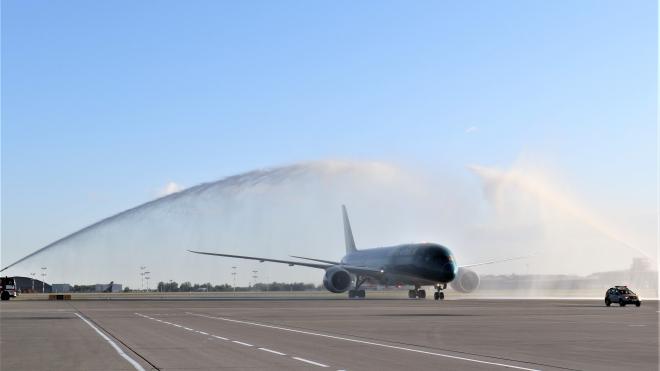 Vietnam Airlines khai thác sân bay Shemeteyevo của Nga