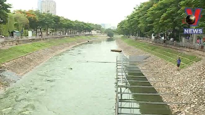Làm sạch Sông Tô Lịch bằng nước Hồ Tây có khả thi?