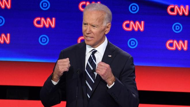Cựu Phó Tổng thống Mỹ Joe Biden tiếp tục dẫn đầu cuộc thăm dò dư luận của đảng Dân chủ