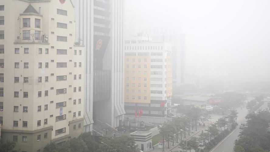 Bắc Bộ sáng có sương mù, ngày nắng, Nam Trung Bộ có mưa rào và dông