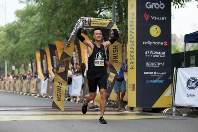 Thành viên của AR Saigon đăng quang giải Longbien Marathon 2019