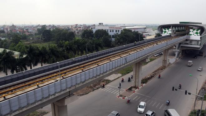 Bộ GTVT lý giải việc các dự án đường sắt đô thị đội vốn