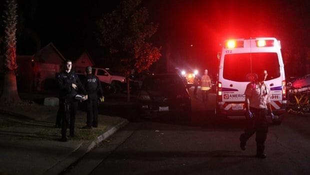 Xả súng ở bang California, Mỹ làm ít nhất 4 người thiệt mạng, 6 người bị thương
