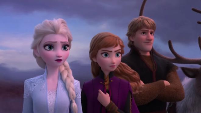 Câu chuyện điện ảnh: Bắc Mỹ 'hóa đá', 'Frozen 2' thu về hơn 100 triệu USD