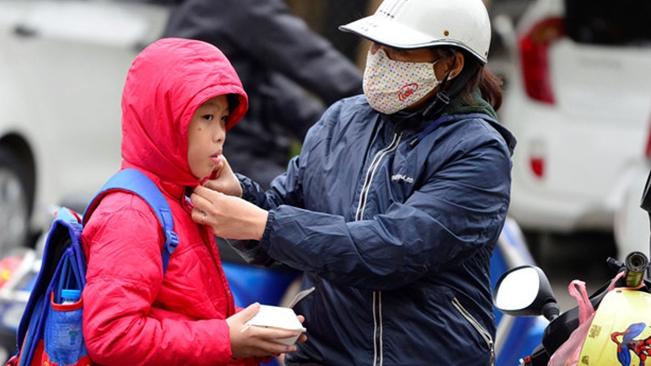 Dự báo thời tiết: Bắc Bộ nhiệt độ giảm nhẹ, vùng biển ngoài khơi Trung Bộ gió giật cấp 9