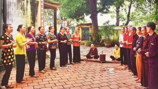 Khám phá 'kho báu' di sản phi vật thể Hà Nội (kỳ 2): 'Thình thùng thình' hát trống quân Hà Nội