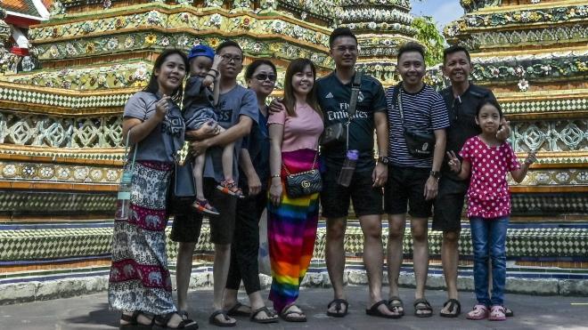 Ngành du lịch Thái Lan chịu ảnh hưởng nặng nề vì dịch COVID-19