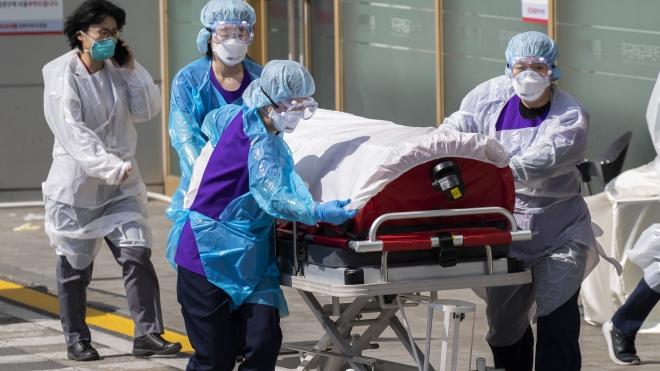 Dịch COVID-19: Hàn Quốc xác nhận thêm 518 ca nhiễm