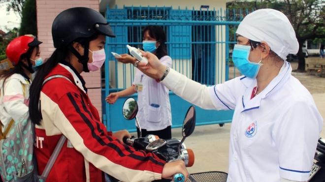 Dịch COVID-19: Học sinh trung học phổ thông tại Hà Nội nghỉ học đến hết ngày 22/3, các cấp còn lại nghỉ hết ngày 29/3