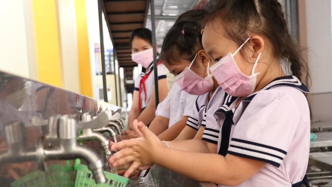 Dịch COVID-19: Thành phố Hồ Chí Minh cho học sinh nghỉ học đến hết ngày 5/4