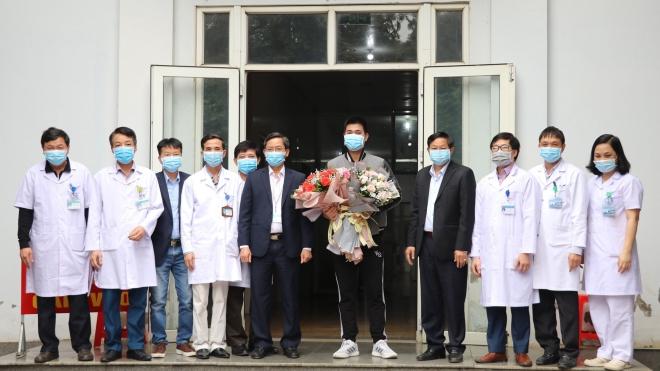 Dịch COVID-19: Bệnh nhân thứ 18 được xuất viện