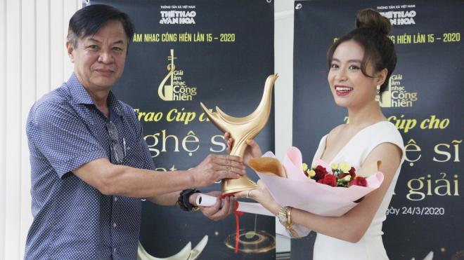 Giải Âm nhạc Cống hiến lần 15-2020: 'Giải thưởng lớn', 'giấc mơ' đã thành sự thật