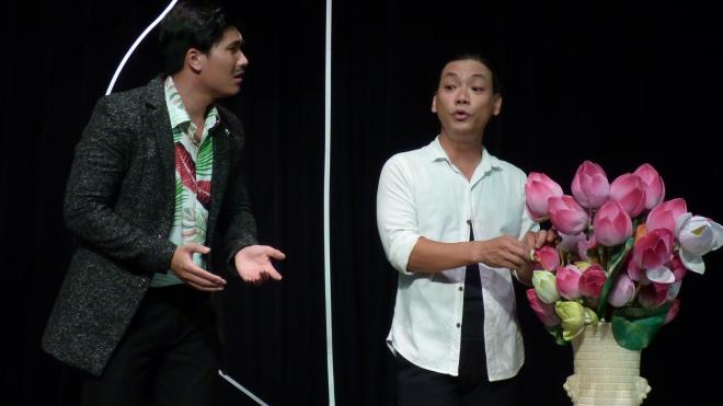 Quốc Thịnh: Cây hài duyên dáng của Sân khấu 5B