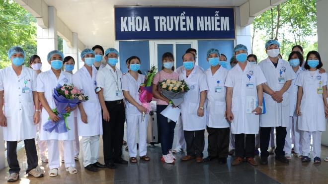 Dịch COVID-19: Bệnh nhân cuối cùng điều trị tại tỉnh Ninh Bình được công bố khỏi bệnh