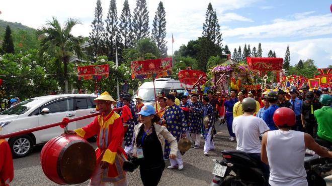 2 di sản trên đường đệ trình UNESCO ghi danh (kỳ 1): Độc đáo lễ vía Bà chúa xứ Châu Đốc