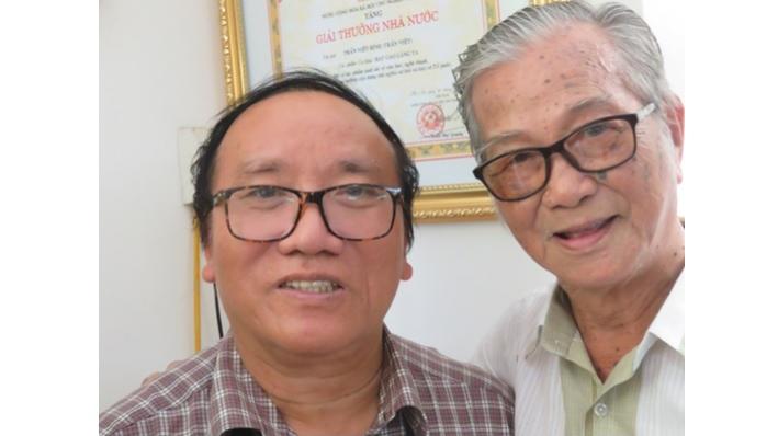 Nhà thơ Trần Đăng Khoa - Hạt gạo của đắng cay và ngọt bùi