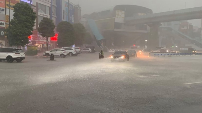 Dự báo thời tiết: Miền Bắc ngày nắng nóng, Hà Giang tiếp tục có mưa to đề phòng lũ quét
