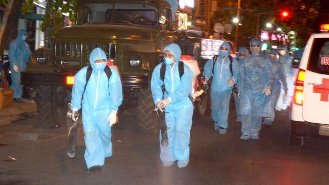 Triển khai quyết liệt các biện pháp phòng chống dịch COVID-19 tại Thành phố Đà Nẵng