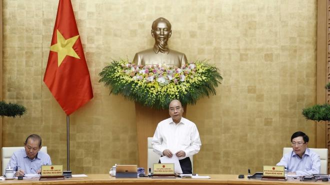 Thủ tướng Nguyễn Xuân Phúc giao Bộ Giáo dục và Đào tạo quyết định về Kỳ thi tốt nghiệp Trung học phổ thông