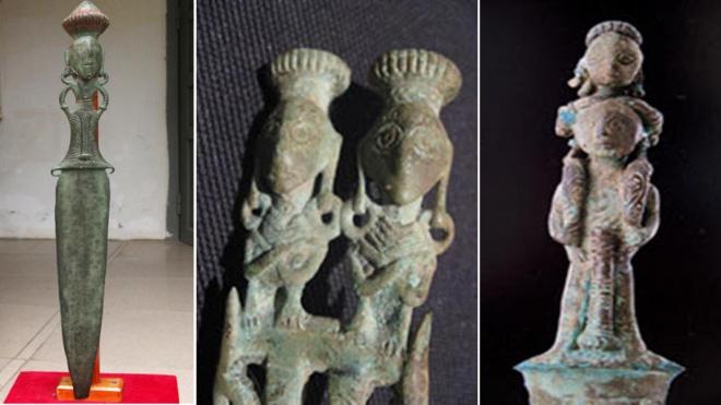 Kể chuyện lịch sử từ trong lòng đất (kỳ 1): Chiếc kiếm ngắn Đông Sơn mang 'dư ảnh' Bà Trưng, Bà Triệu