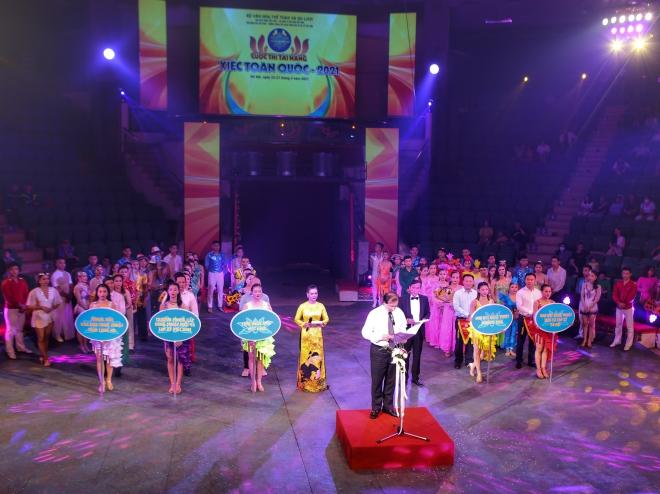 Cuộc thi Tài năng Xiếc toàn quốc 2021, Thi Tài năng Xiếc, Liên hoan Xiếc 2021, Rạp xiếc Trung ương, nghệ thuật xiếc, quảng bá nghệ thuật xiếc, xiếc Việt Nam