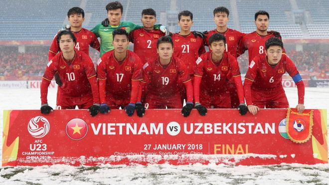 U23 Việt Nam đã có 42 tỷ tiền thưởng, thầy Park khen Quang Hải trước truyền thông Hàn Quốc