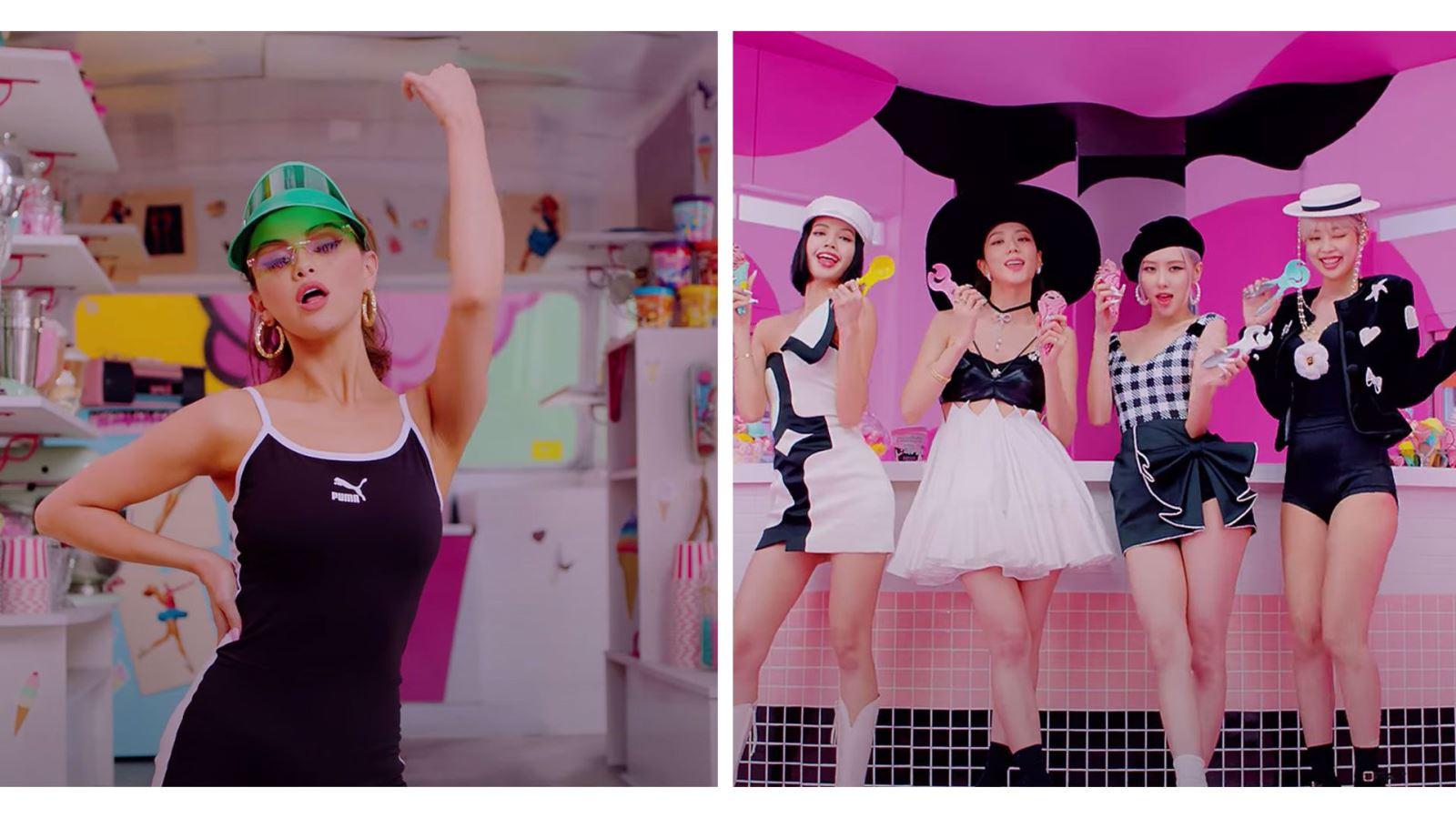 'Ice Cream' của Blackpink và Selena Gomez gây tranh cãi với vì phân biệt đối xử!