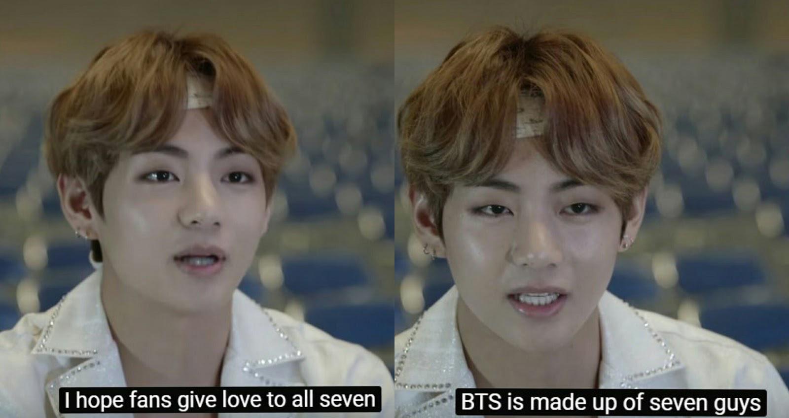 V 'giả dạng' anti BTS thử lòng fan và cái kết bất ngờ!