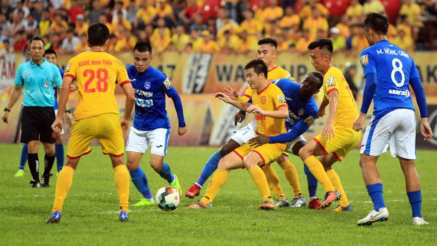 VIDEO: VTV6 trực tiếp bóng đá Quảng Ninh vs TPHCM (18h ngày 17/5), V League 2019