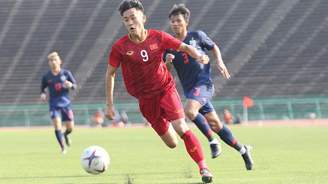 Ngày 15/10 bốc thăm chia bảng môn bóng đá nam SEA Games 30