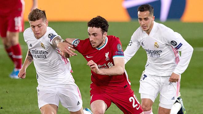 Trực tiếp Liverpool vs Real Madrid (02h00 ngày 15/4) : Tái hiện ngược dòng Barcelona 2019, khó hay dễ?