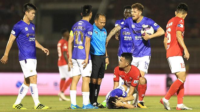 bóng đá Việt Nam, tin tức bóng đá, HAGL vs Hà Nội FC, bầu Đức, bầu Hiển, lịch thi đấu vòng 10 V-League, BXH V-League, kết quả bóng đá hôm nay