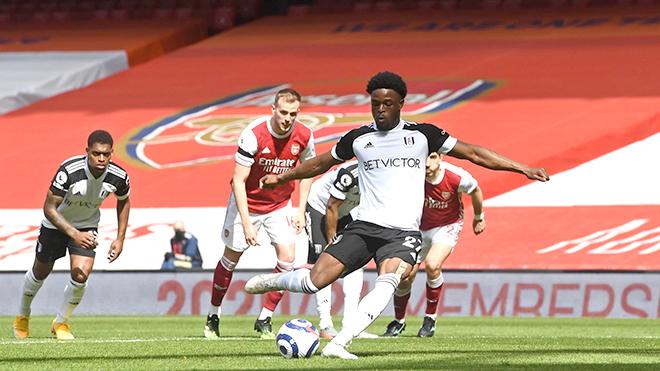 Kết quả vòng 32 Ngoại hạng Anh,Arsenal 1-1 Fulham, Kết quả MU vs Burnley, Bảng xếp hạng Ngoại hạng Anh, BXH Bóng đá Anh mới nhất vòng 30, Kết quả MU, Arsenal