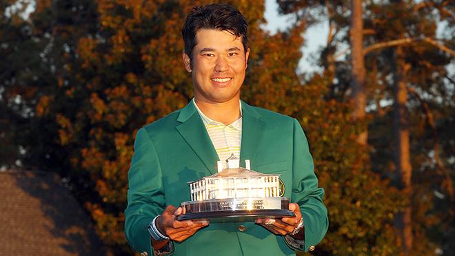 Golf, The Masters, Matsuyama vô địch The Masters, Matsuyama: Niềm tự hào châu Á, kết quả The Masters 2021, Hideki Matsuyama, golf ở Nhật Bản, golf châu Á, PGA Tour