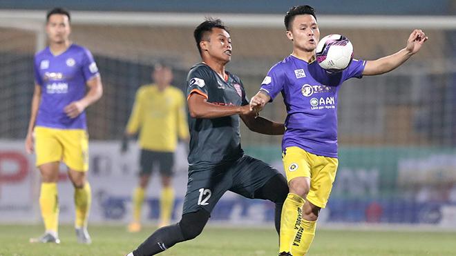 Lịch thi đấu V-League vòng 3, Trực tiếp bóng đá V-League, bảng xếp hạng V-League, bóng đá Việt Nam, Hà Nội vs Hải Phòng, Đà Nẵng vs Hà Tĩnh, BXH v-League