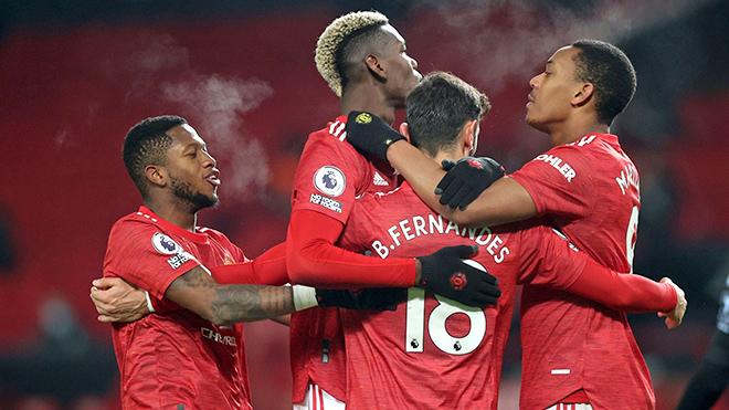 K+, K+PM, Trực tiếp bóng đá Anh, MU vs Sheffield United, Trực tiếp MU, Xem MU, trực tiếp bóng đá Ngoại hạng Anh, MU đấu với Sheffield, bảng xếp hạng Ngoại hạng Anh