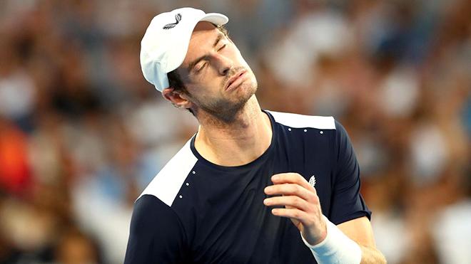 Australian Open, Úc mở rộng, Murray rút khỏi Úc mở rộng, Murray nhiễm Covid-19, Andy Murray, Grand Slam, Australian Open 2021, Úc mở rộng 2021, Murray chấn thương, tennis