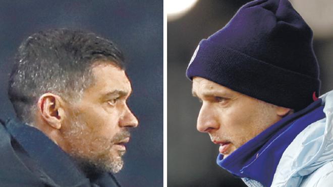 Trực tiếp Porto vs Chelsea: Porto gây sốc hay Chelsea tỉnh giấc. Tứ kết C1