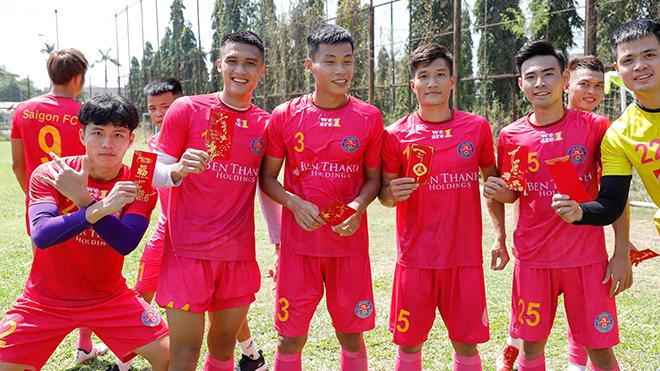 bóng đá Việt Nam, tin tức bóng đá, bong da, tin bong da, Văn Triền, Sài Gòn FC, Danh Trung, Văn Lâm, J-League, V-League, BXH V-League, BĐVN