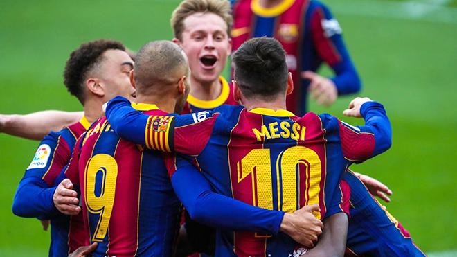 Ket qua bong da, Sevilla vs Barcelona, Koeman chiến thắng, Griezmann thất bại, kết quả Sevilla vs Barcelona, Koeman, Griezmann, bảng xếp hạng La Liga, bóng đá Tây Ban Nha