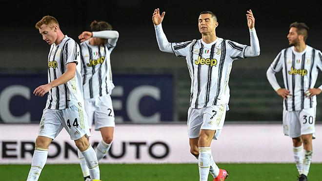 Vấn đề của Juventus: Khi Ronaldo cô đơn