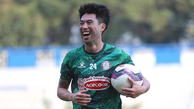 bóng đá Việt Nam, tin tức bóng đá, bong da, tin bong da, Lee Nguyễn, CLB TPHCM, V-League, lịch thi đấu vòng 3 V-League, kết quả bóng đá hôm nay