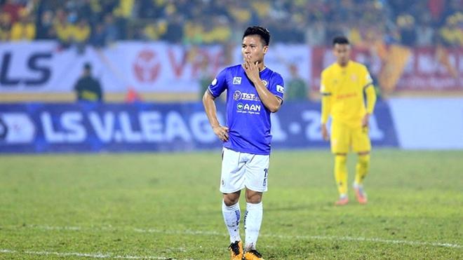 HLV Lê Quốc Vượng: 'V-League rất khó để đoán định'