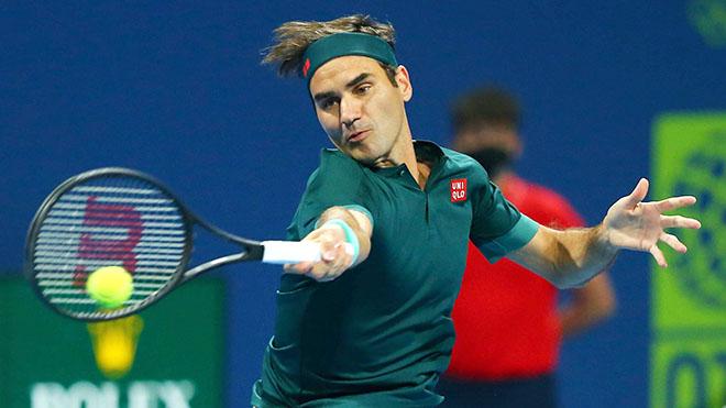Federer, Roger Federer, Federer tái xuất, Federer hồi sinh, Kỷ lục Grand Slam, Grand Slam, Qatar Open, Federer thua Basilashvili, Basilashvili, Federer vs Basilashvili