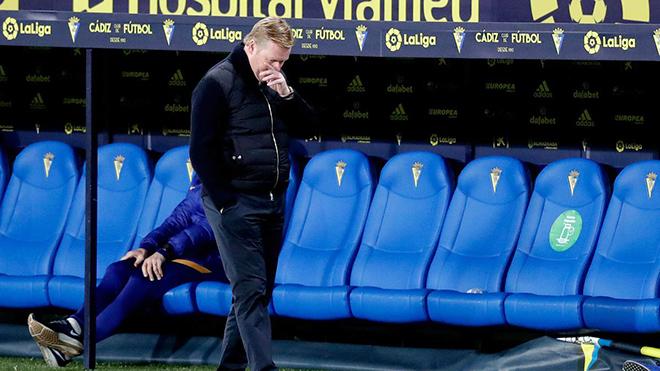 Barcelona 1-1 Cadiz: Cái phủi tay rũ bụi của Koeman. Tin bóng đá Barcelona
